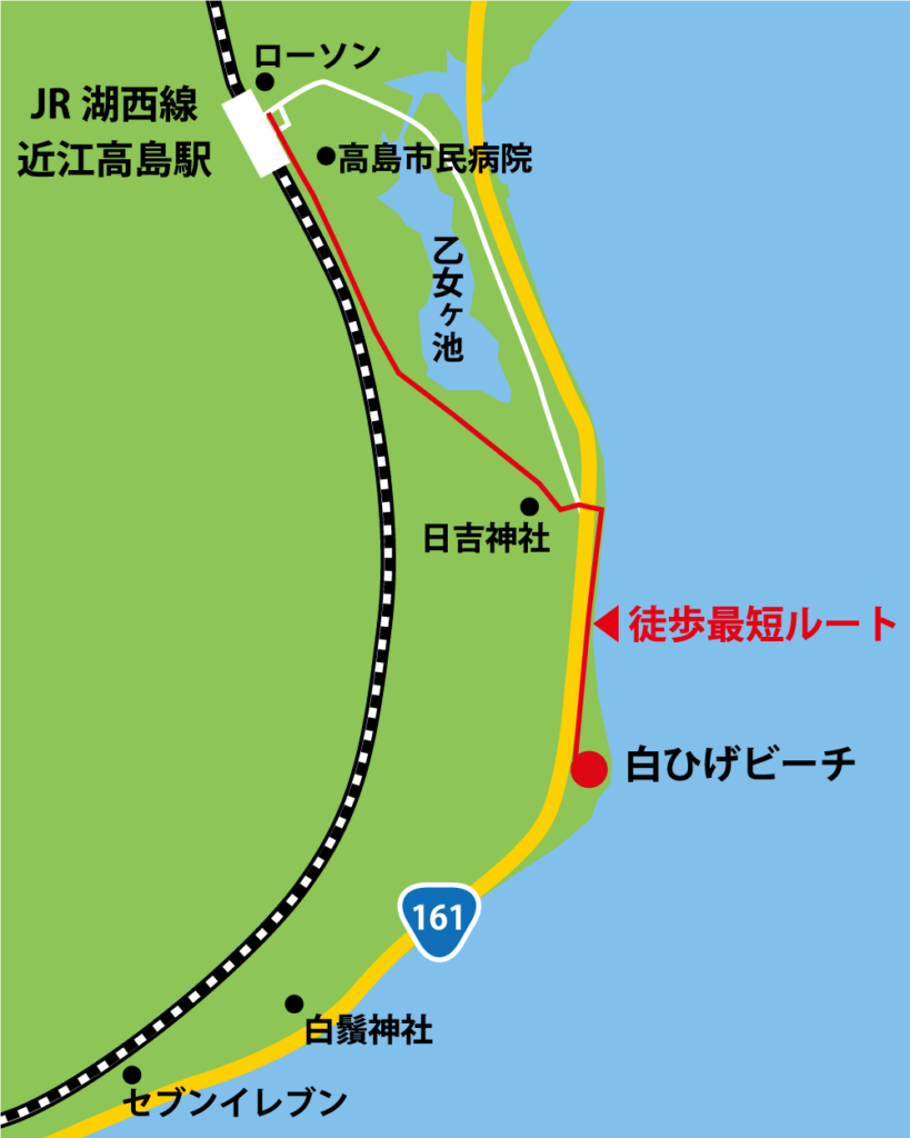 Shirahige_Walking_Map